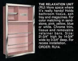 satin glide relaxation unit