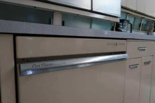 GE undercounter freezer