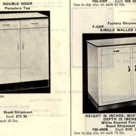 belknap hardware kitchen cabinets 1961