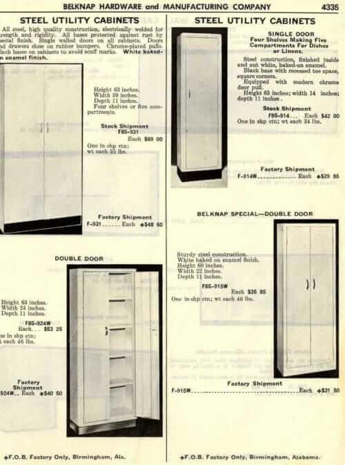 belknap hardware utility cabinets