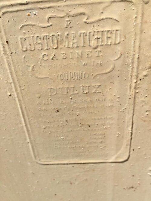 dupont dulux cabinets emblem