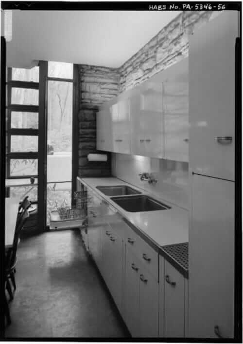 fallingwater kitchen st. charles steel