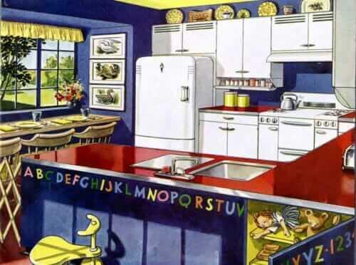 servel toddlers kitchen