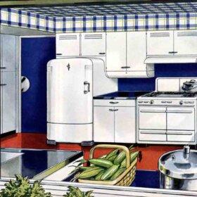servel metal kitchen cabinets