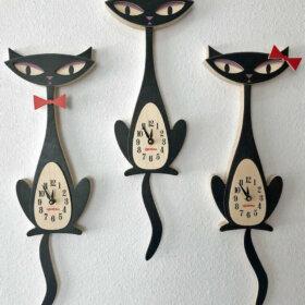 shag kat clocks