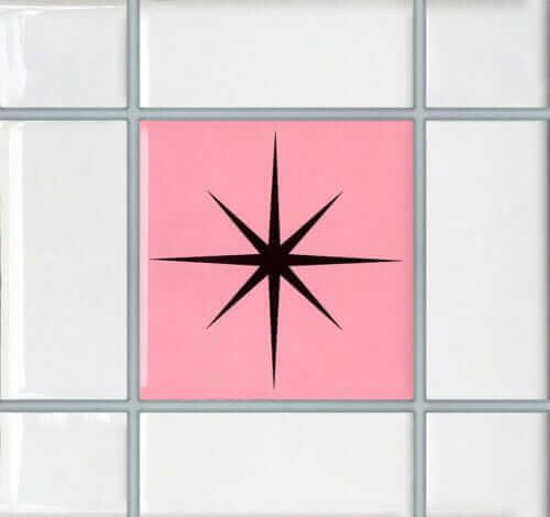 starburst tile