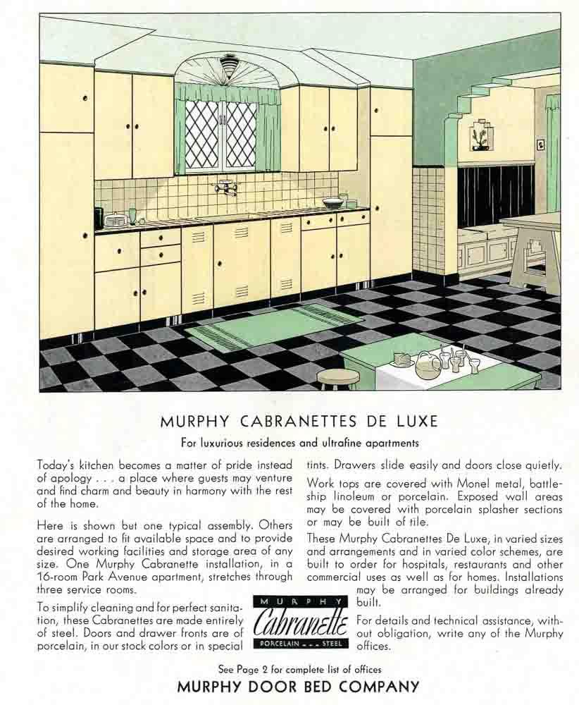 murphy cabranettes de luxe