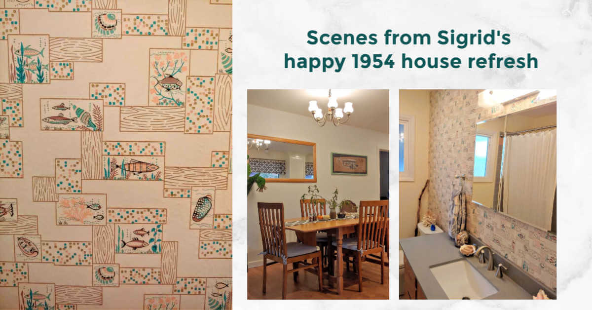 1954 house remodel