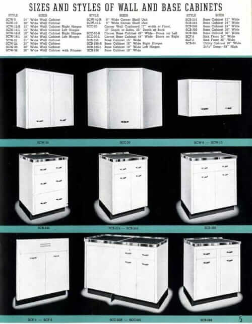 berloy metal kitchen cabinets