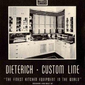 dieterich steel kitchen cabinetrs