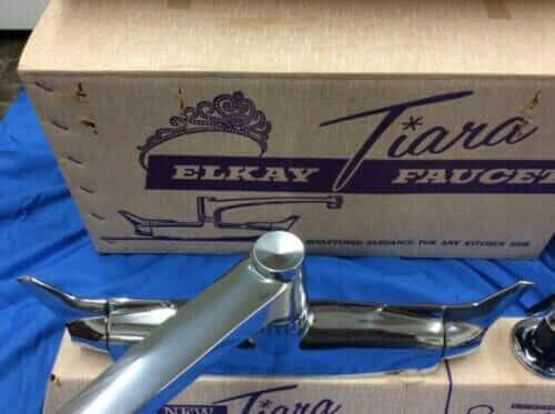 vintage elkay faucet