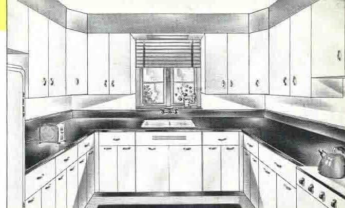 morton steel kitchen cabinets