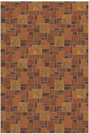 armstrong heritage brick 5352 coral