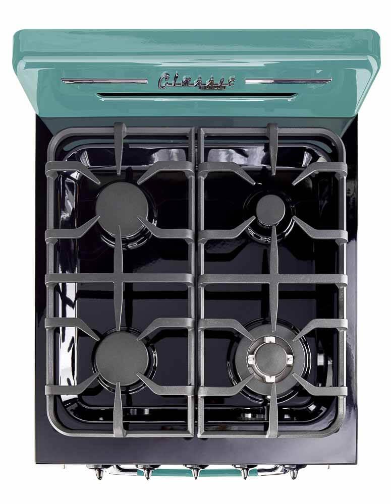 gas range retro unique appliances