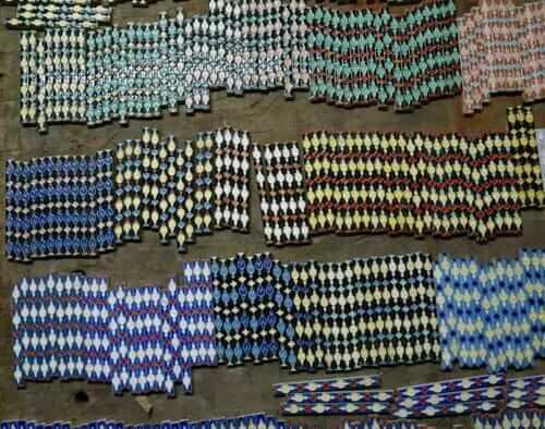 decorative tile sizzle strips