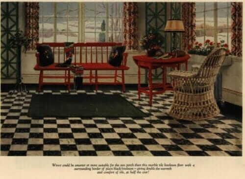 1924 interior design