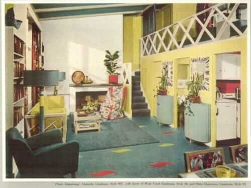 hazel dell brown small cottage design 1948