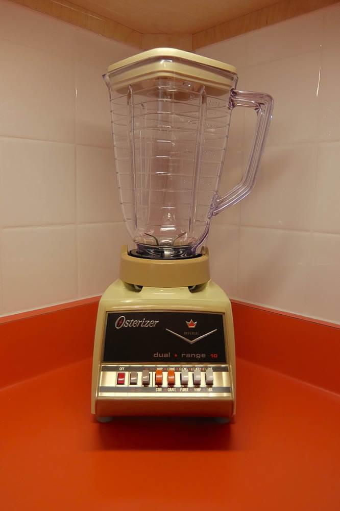 vintage osterizer blender