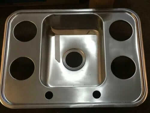 dishmaster bar sink