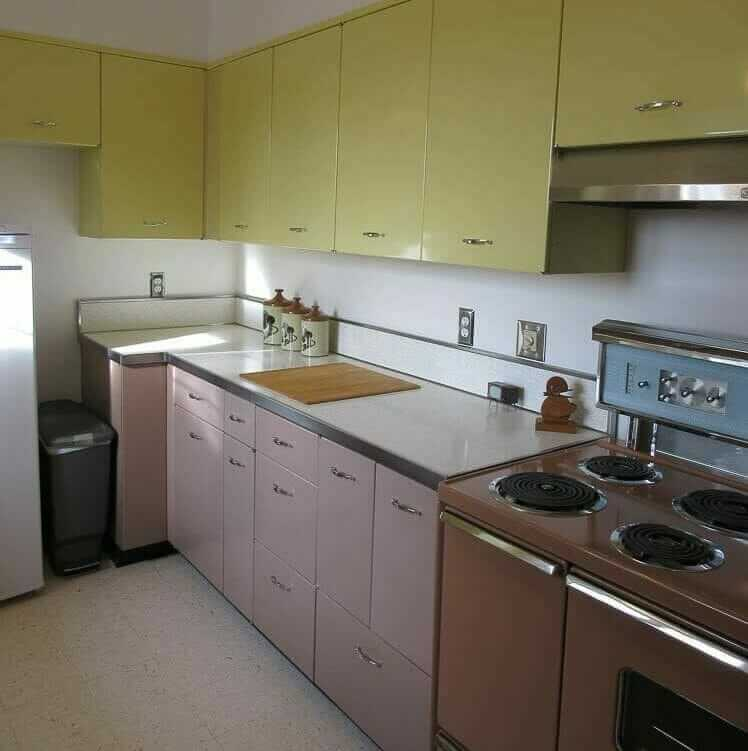 A 64 Year Old Geneva Kitchen That Looks Like It Was Installed Yesterday Retro Renovation