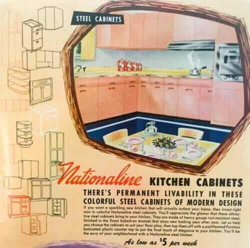 nationaline steel kitchen cabinets