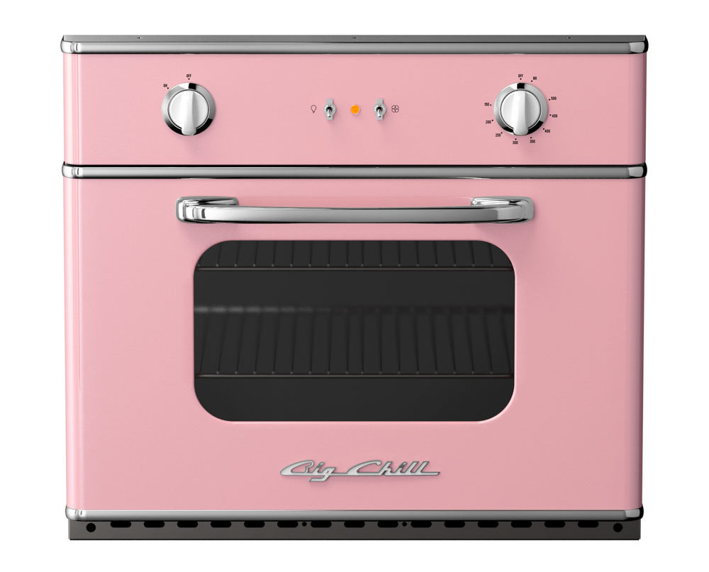 pink wall oven you can buy today