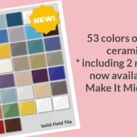 bathroom tile colors from make it mid century