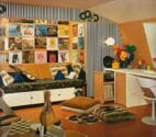 1968-attic-design-with-apricot-color-paint