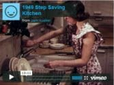 how to create a mid century kitchen