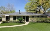 houston suburban ranch house