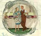 1946 pyrex kitchen