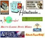 parts and service for vintage stoves and appliances