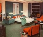 1950s archives retro renovation for Interior design styles by decade