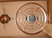 vintage copper finish exhaust fan