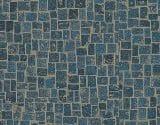 """mosaic tile flooring in 12"""" vinyl tiles by karndean"""