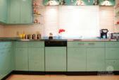 retro renovation pams kitchen