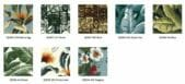 8 retro barkcloth designs