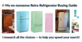 retro refrigerators comprehensive guide to where to buy them